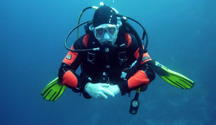 Český potápěč utonul v jeskyni na řeckém ostrově Karpathos