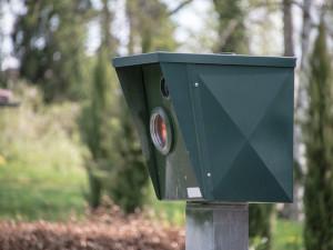 Radary měří rychlost na čtyřech opravovaných úsecích D1