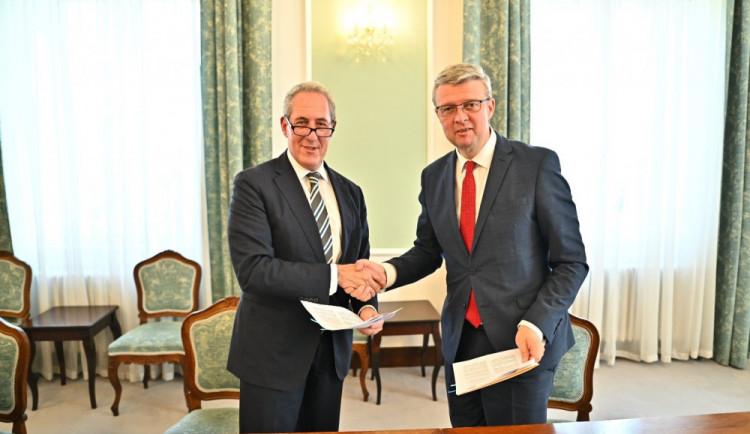 Společnost Mastercard se stává partnerem české vlády pro digitalizaci