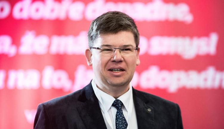 Končící šéf TOP 09 Pospíšil se stal předsedou pražské organizace
