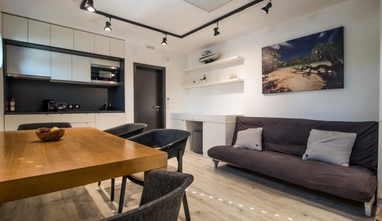 STUDIE: Neobydlených bytů jsou v Praze nižší jednotky procent