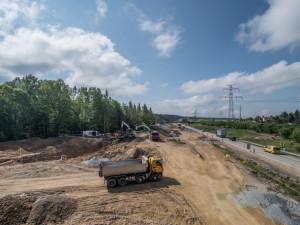 ŘSD muselo zrušit zakázku na stavbu úseku D1 u Říkovic