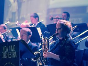 FOTO, VIDEO: V novém Cabaretu poprvé vystoupí orchestr takového formátu