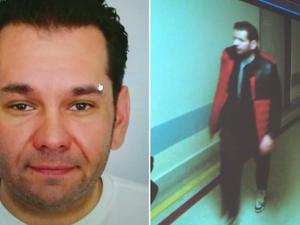 PÁTRÁNÍ: Policie zveřejnila fotku střelce z ostravské nemocnice. Zná i popis jeho auta