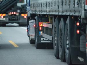 Slovenští dopravci blokují tři hraniční přechody s Českem