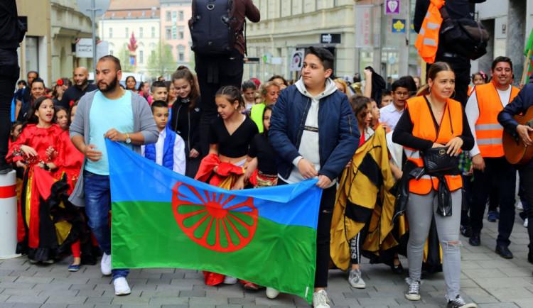 Romové mají stále často výuku pro mentálně postižené