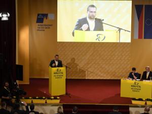 Opoziční strany kvitují zvolení Jurečky. Je toho dost, co máme společné, říká předsedkyně TOP 09