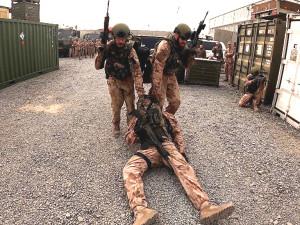 Armáda v Afghánistánu ukončila činnost jednotky strážných andělů