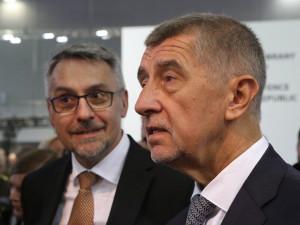 Babiš se těší na spolupráci s vítězem slovenských voleb Matovičem