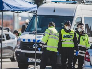 Policie se zabývá nahrávkou z internetu o zákazu vycházení v ČR
