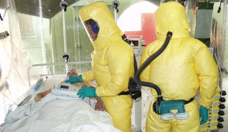 V Havířově zemřel pacient nakažený koronavirem. Při léčbě nádorového onemocnění mu selhal organismus
