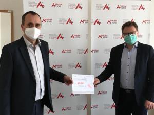 E.ON věnoval pět milionů korun nemocnicím na boj s koronavirem