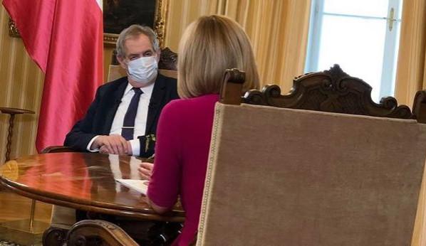 V projevu k Velikonocům prezident Zeman vyzval k solidaritě