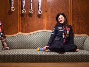 Biatlonistka Veronika Vítková dnes ukončila kariéru. Bude z ní maminka