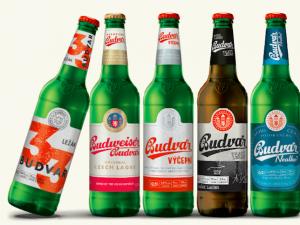 Budějovický Budvar oblékl svá piva do nového hávu. Reaguje na vývoj na trhu