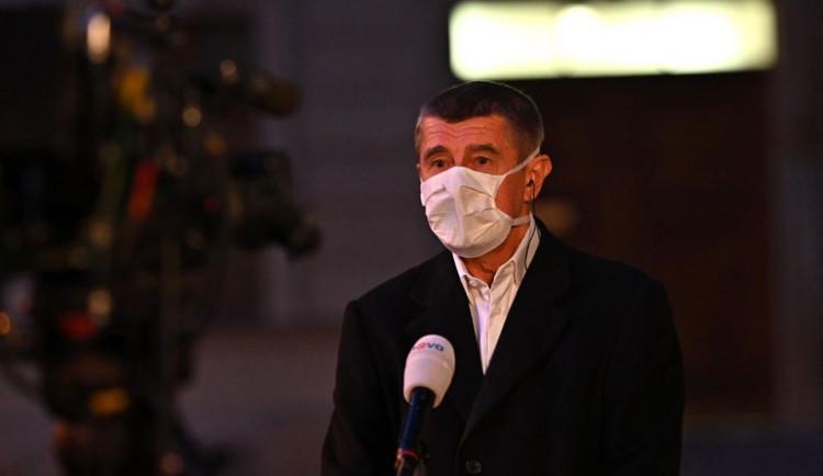 Babiš: Od bojovníků z Pražského povstání si vezměme hlavně odvahu