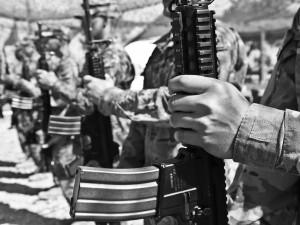 Příběh z mise vojáka: Ženou v armádě
