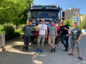 Íránští policisté propustili zadržené členy expedice Tatra