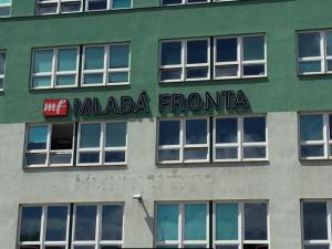 Vydavatelství Mladá fronta muselo opustit sídlo v Praze