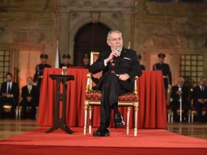 Lidé Zemanovi navrhli na vyznamenání 248 osobností
