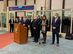 Vystrčil: Zeman třikrát lhal při kritice mé návštěvy Tchaj-wanu