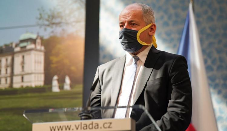 Prymula: V ČR je druhá vlna epidemie, hospitalizovaných přibude