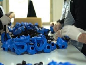 Špičkové nanomasky plzeňské firmy WPA mohou zachraňovat životy lidí po celém světě