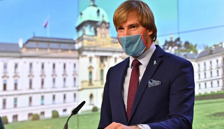 Adam Vojtěch rezignoval na post ministra zdravotnictví. Nemám se zač stydět, říká
