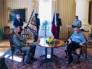 Prezident jmenoval Prymulu ministrem zdravotnictví