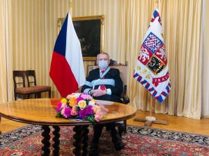 Zeman jmenuje Blatného ministrem zdravotnictví ve čtvrtek