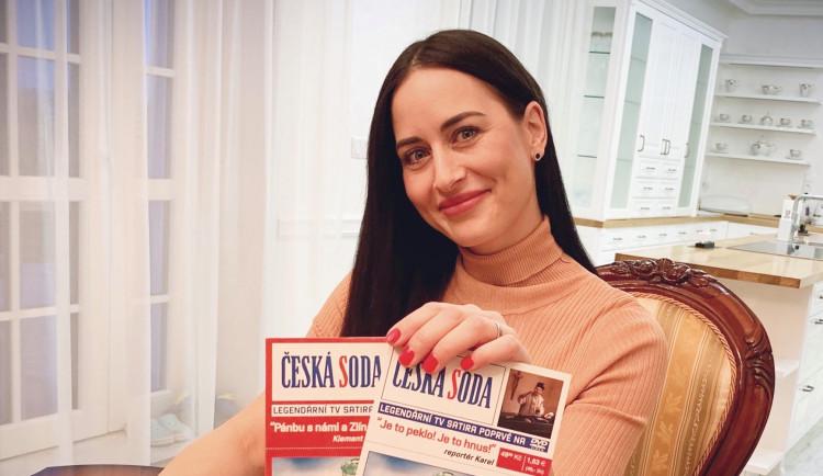 Alexandra Mynářová bude mít pořad v Českém rozhlase