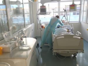 Černý: Kapacity nemocnic nejvíc ohrožuje nedostatek personálu