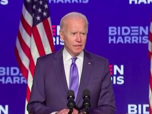 Joe Biden byl zvolen prezidentem USA, Trump jeho výhru odmítá