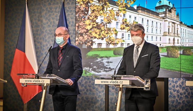 Česko je ve čtvrtém stupni rizika z pěti, opatření se nemění