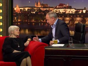 Zemřela hlasatelská legenda Kamila Moučková