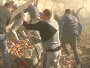 Do Chorvatska po zemětřesení pošle Česko vybavení za pět milionů korun