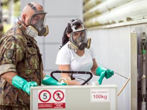 Armáda bude pokračovat v pomoci s pandemií i bez nouzového stavu