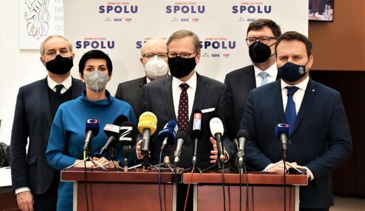Vláda s opozicí našly shodu na znění pandemického zákona