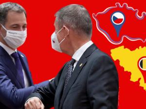 Belgie, Česko a covid-19. Srovnání dat a premiérů