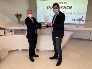 Ray Service a GDELS oslavují patnáct let spolupráce