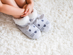 Nákup dětských papučí: Na tyto aspekty je třeba dát pozor