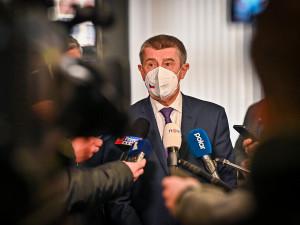 Babiš: Výbuch ve Vrběticích nebyl státní terorismus, zpráva se zatím neodtajní