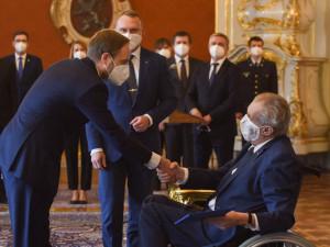 Prezident po týdnu vystoupí s projevem k Vrběticím a roztržce s Ruskem