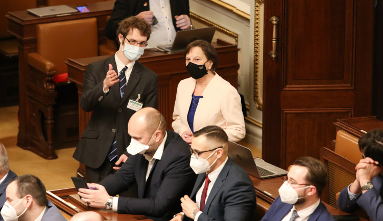 Debatu o zrušené Hamáčkově cestě do Ruska poslanci nedokončili