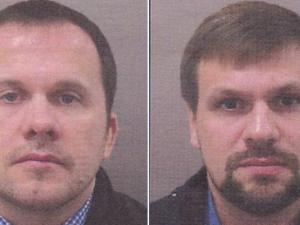 Pas, s jehož padělkem cestoval ruský agent, patří reálné osobě