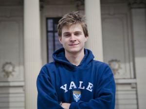 Věřím, že ke kolonizaci Marsu dojde, říká pražský absolvent Yaleu a Stanfordu Jan Kolmaš