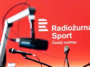 Rozhovor Neumannové s Haškem zahájil vysílání Radiožurnálu Sport