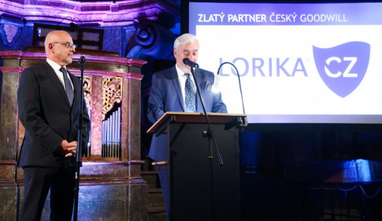 Ocenění pro mě bylo překvapením, říká podnikatel Miroslav Krištof
