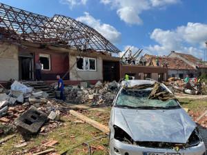 Podvodníci využili neštěstí na jižní Moravě. U veřejné sbírky charity zfalšovali QR kód