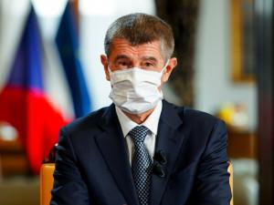 Babiš: Epidemie covidu-19 neskončila, vývoj v Praze nevypadá dobře
